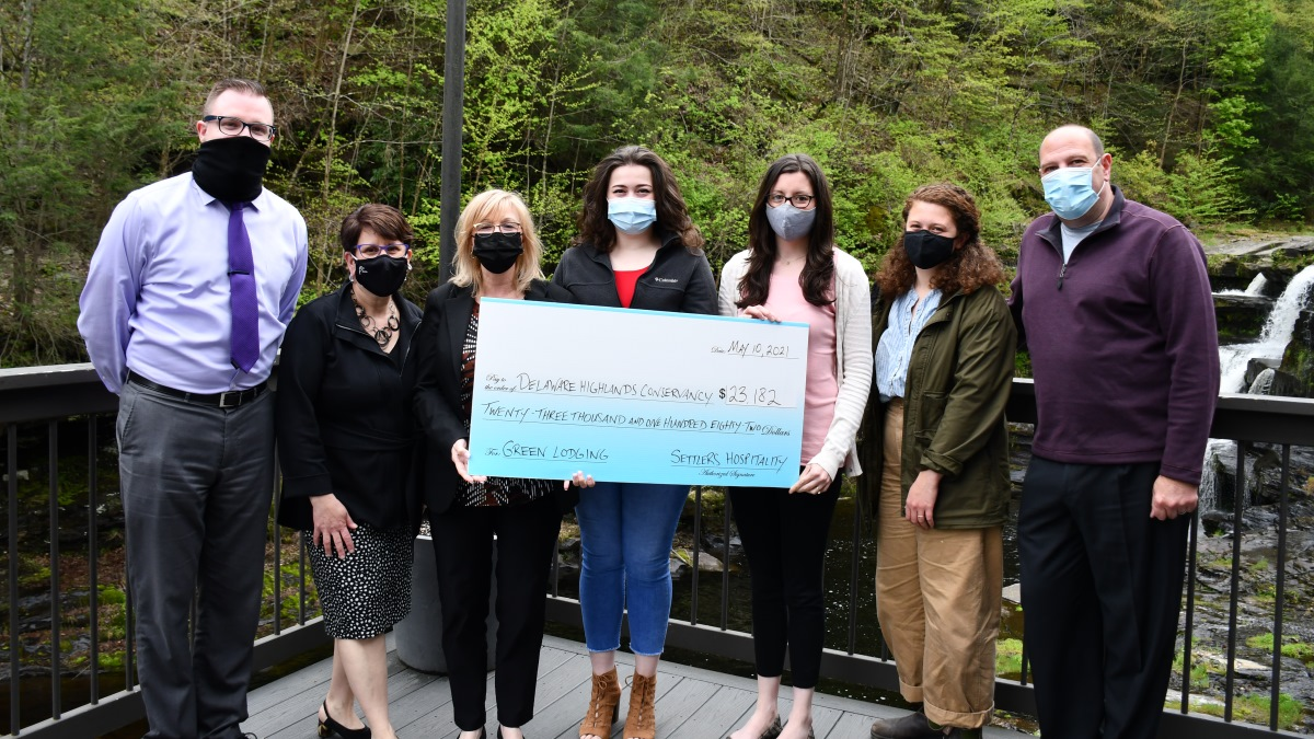 Green Lodging Partners Raise Funds for Conservation