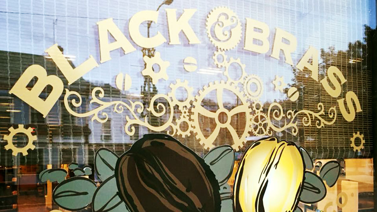Black and  Brass Coffee Roasting Company
