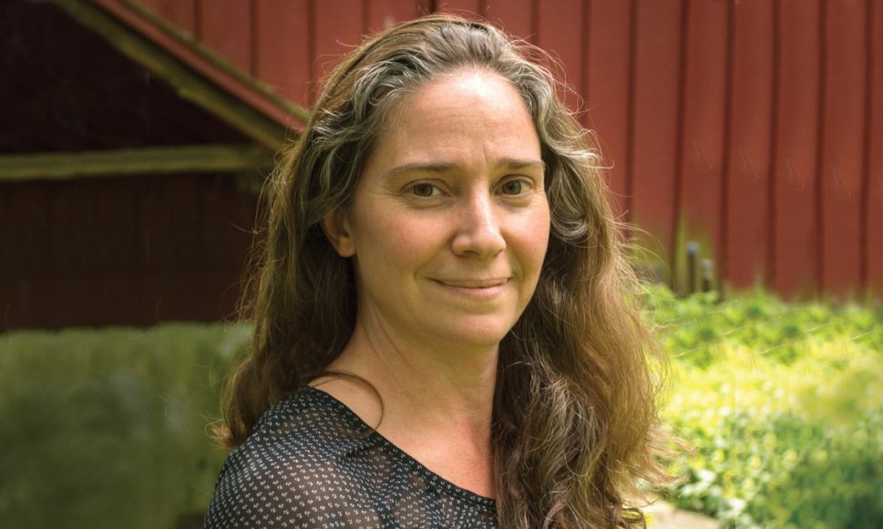 Conservancy Welcomes New Executive Director, Diane Rosencrance