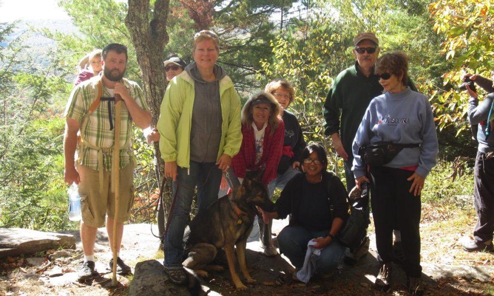 Walk in Penn's Woods at Stairway Ridge