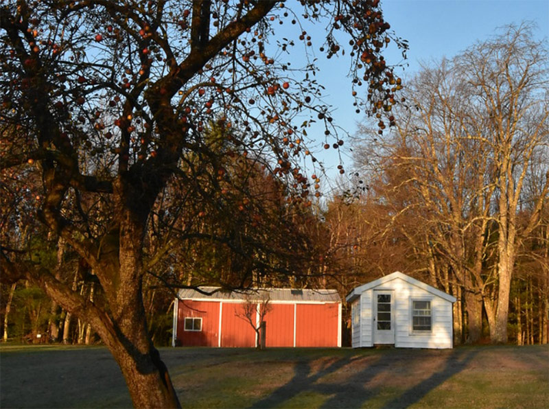 Lemons Brook Farm Residency