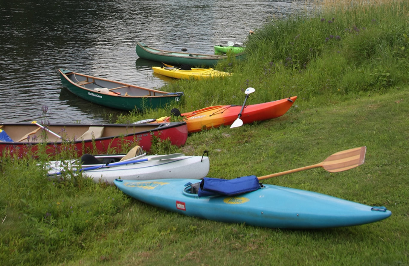 Anniversary Paddle and Hike at Promised Land State Park