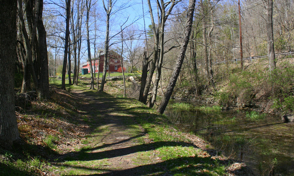 Earth Week Walk on the Hawley Trail Extension
