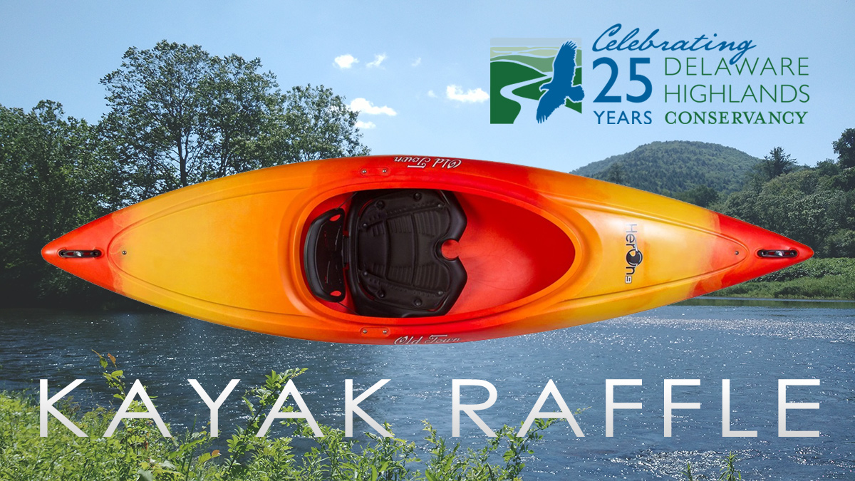 Kayak Raffle!