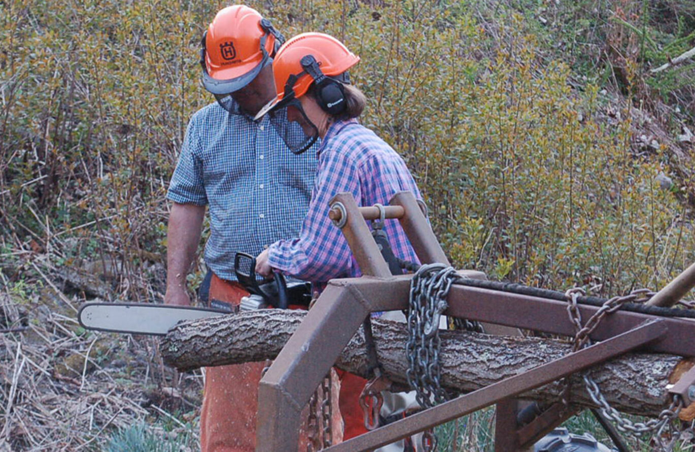 Wait List: Women and Their Woods Chainsaw Safety Class